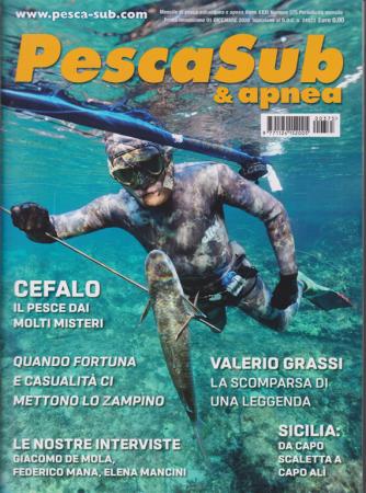 Pescasub & Apnea - n. 375 - mensile - 1 dicembre 2020
