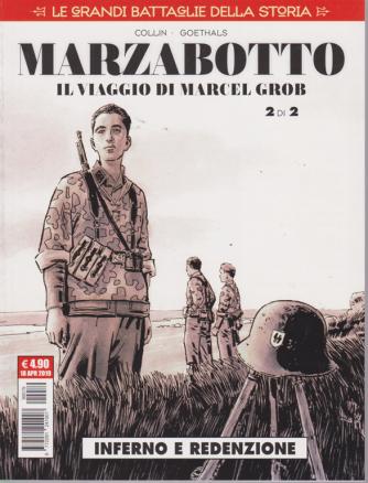 Cosmo Serie Rossa n. 78 - Marzabotto - Il viaggio di Marcel Grob - Inferno e redenzione - n. 19 - mensile - 18 aprile 2019