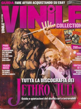 Vinile Anthology Extra - n. 4 - bimestrale - dicembre - gennaio 2020 -
