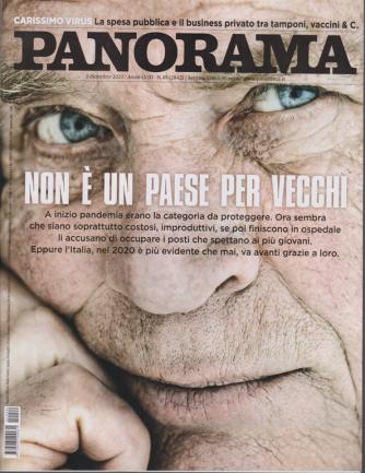 Panorama - n. 49 - 2 dicembre 2020 - settimanale