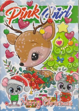 Pink Color - n. 5 -Merry Christmas -  bimestrale - novembre - dicembre 2020 -