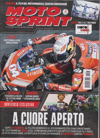 Motosprint - n. 48 - settimanale - 1/7 dicembre 2020