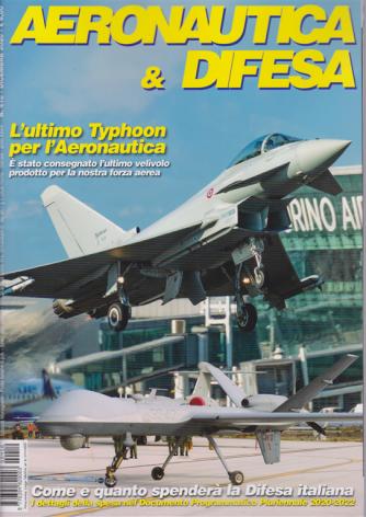Aeronautica & Difesa - n. 410 - dicembre 2020 - mensile