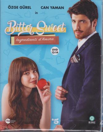 Fivestore Magazine - Bitter Swett - Ingredienti d'amore - settima uscita - 2 dvd + booklet - n. 99 - 3 dicembre 2020 -