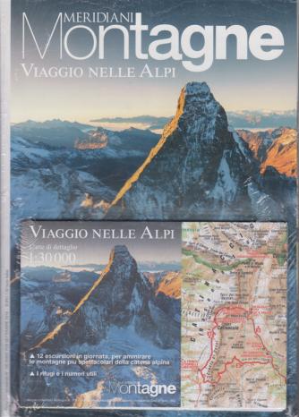 Meridiani Montagne - Viaggio nelle Alpi - n. 42 - semestrale - 1/9/2019