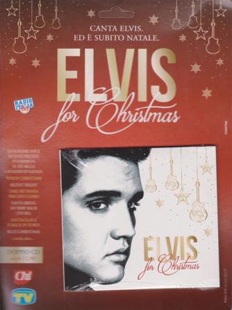 Cd Sorrisi speciale - n. 1 - Elvis for Christmas - 1/12/2020 - settimanale