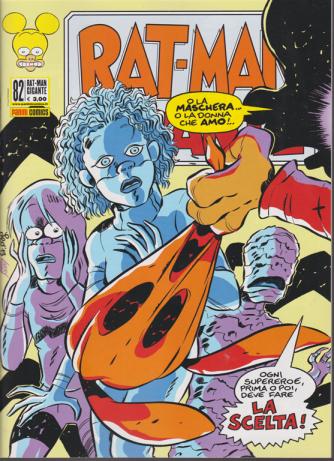 Rat-Man Gigante - n. 82 - mensile - 3 dicembre 2020