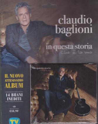 Cd Sorrisi Super - Claudio Baglioni . In questa storia che è la mia - n. 15 - 4/12/2020 -