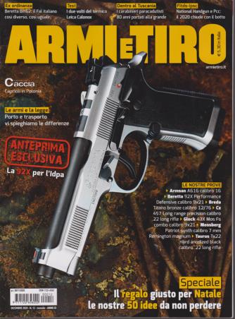 Armi e Tiro - n. 12 - dicembre 2020 - mensile