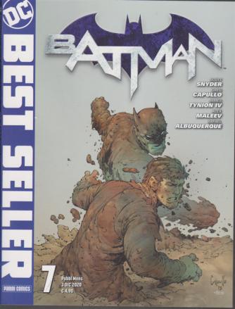 DC Best seller - Batman - n. 7 - mensile - 3 dicembre 2020