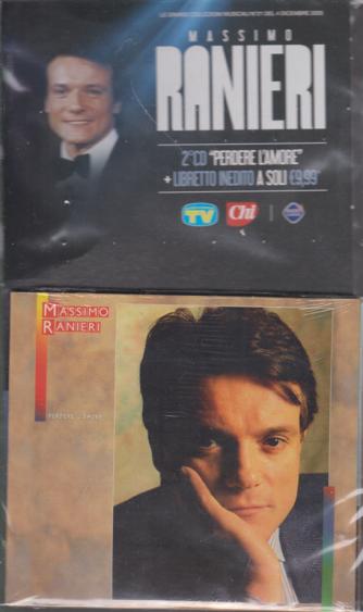 Le grandi collezioni musicali n. 21 - 4 dicembre 2020 - Massimo Ranieri - 2° cd- Perdere l'amore - + libretto inedito