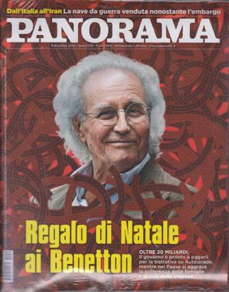 Panorama - + il libro Tutto in un abbraccio - La storia di San Patrignano e dei 26 mila ragazzi tornati alla vita - n - 50 - settimanale - 9 dicembre 2020