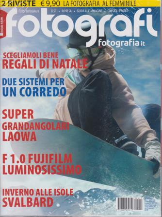 Tutti Fotografi + Progresso fotografico - n. 12 - dicembre 2020 - mensile - 2 riviste