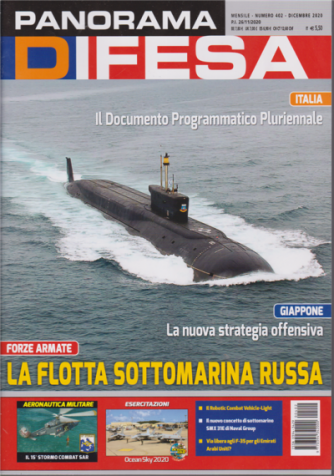 Abbonamento Panorama Difesa (cartaceo  mensile)