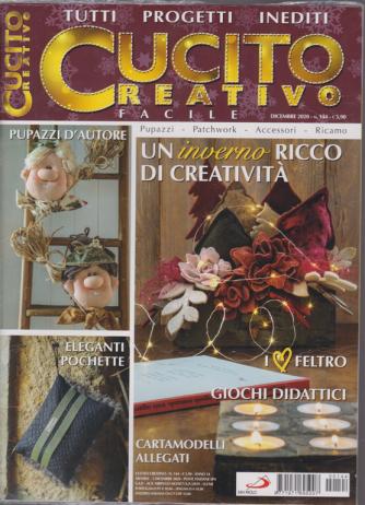 Cucito Creativo facile - n. 144 - dicembre 2020 - mensile
