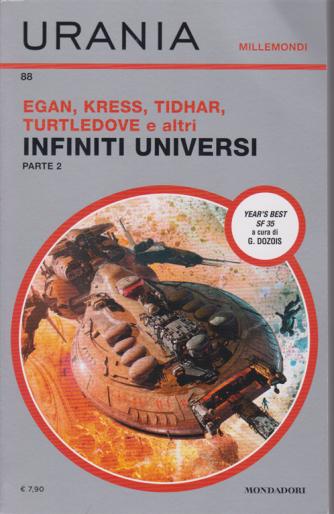 Urania Millemondi - Infiniti Universi: Parte 2 - n. 88 - quadrimestrale - 2/12/2020