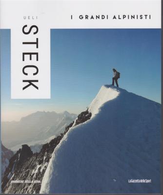I grandi alpinisti - Ueli Steck - n. 14 - settimanale
