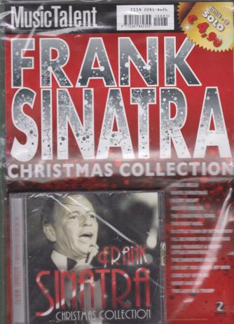 Music Talent Var.32 -Frank Sinatra - Christmas collection - rivista + cd -