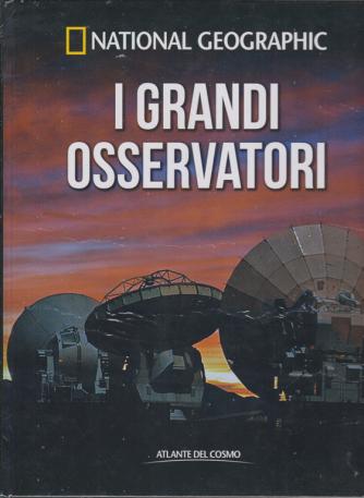 National Geographic - I grandi osservatori - n. 60 - settimanale - 4/12/2020 - copertina rigida