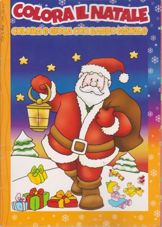 Colora il Natale - n. 11 - novembre 2020 - bimestrale