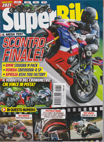 Superbike Italia - n. 12 - mensile - dicembre 2020