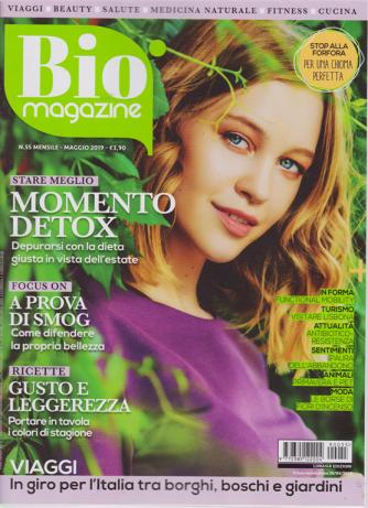 Bio Magazine - n. 55 - mensile - maggio 2019 -