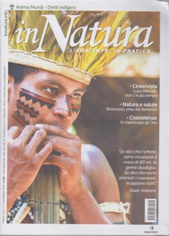 In natura - L'ambiente in pratica - n. 2 - aprile - giugno 2019 -