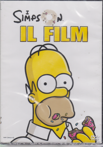 Mister Comedy - Simpson - Il film - n. 15 - mensile - 2019 -