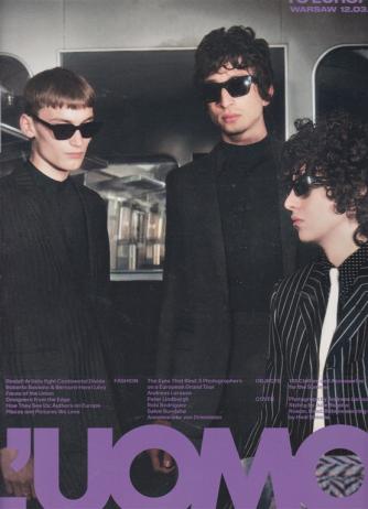 L'uomo - Supplemento al n. 825 di Vogue Italia - maggio 2019 - in inglese