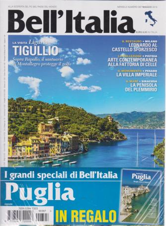 Bell'italia - n. 397 - mensile - maggio 2019 - + Bell'Italia Puglia. Borghi, mare e sapori - 2 riviste