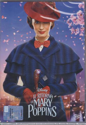 I Dvd Di Sorrisi Collection 4 - Il ritorno di Mary Poppins - n. 11 - settimanale - 30/4/2019