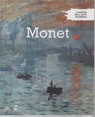 I Maestri Dell'arte moderna - Monet - 16/2/2019 - settimanale -