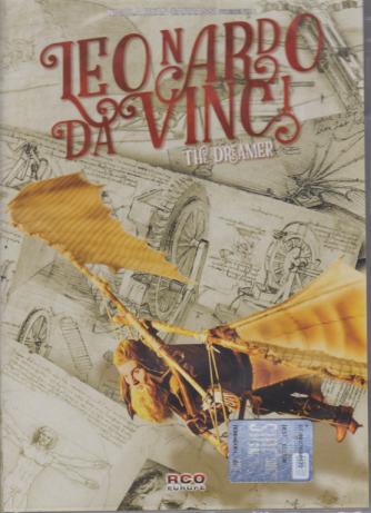 I Dvd Di Sorrisi Collaction 3 -n. 16 - Nicola Ryan Carrassi presenta Leonardo da Vinci - The dreamer - maggio 2019 -