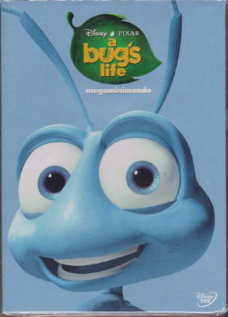 I Dvd Di Sorrisi4 - A Bug's Life - Megaminimondo - n. 22 - giugno 2019 -