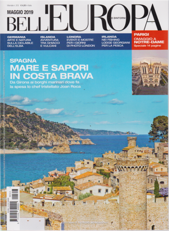 Bell'europa e dintorni - n. 313 - maggio 2019 - mensile