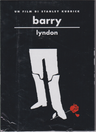 I Dvd Fiction Di Sorrisi n. 10  - Barry Lyndon - maggio 2019 - Stanley Kubrick collection - 8° dvd -