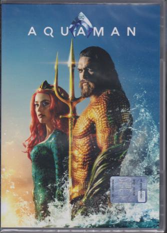 I Dvd Di Sorrisi Collactio 4 - Aquaman - n. 12 - settimanale - 7/5/2019