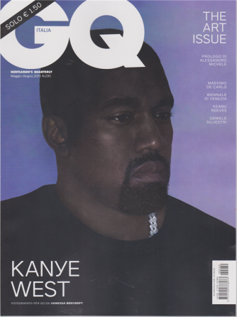 Gq - n. 230 - maggio - giugno 2019 - mensile