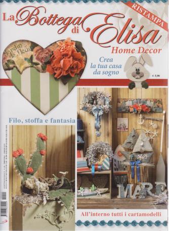 La Bottega Di Elisa - n. 22 - trimestrale - 9 maggio 2019 -