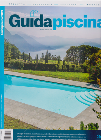 Guida Piscina - numero speciale 2019 - n. 185 - 2/5/2019 -