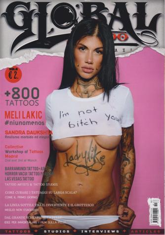 Global Tattoo - n. 19 - 6/2/2019 -