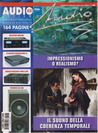 Audio Review - n. 406 - 13 febbraio 2019 - mensile - 164 pagine