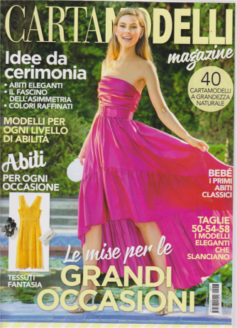 Cartamodelli Magazine - n. 17 - mensile - giugno 2019 -