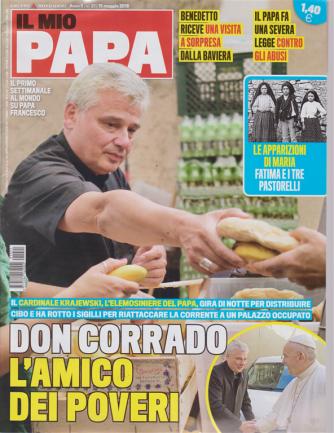 Il mio papa - n. 21 - 15 maggio 2019 - settimanale