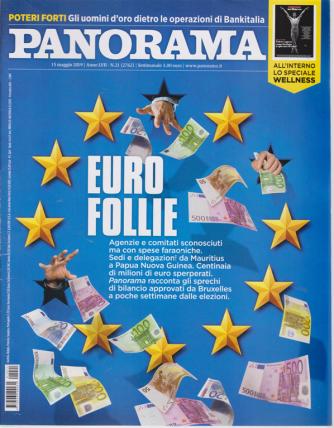 Panorama - n. 21 - 15 maggio 2019 - settimanale