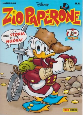 Zio Paperone - n. 11 - maggio 2019 - mensile