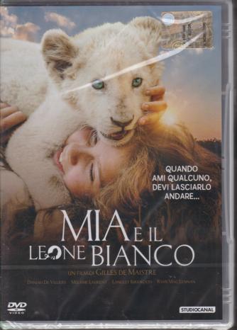 I Dvd Di Sorrisi Collaction 4 - Mia E Il Leone Bianco - n. 14 - settimanale - 14/5/2019
