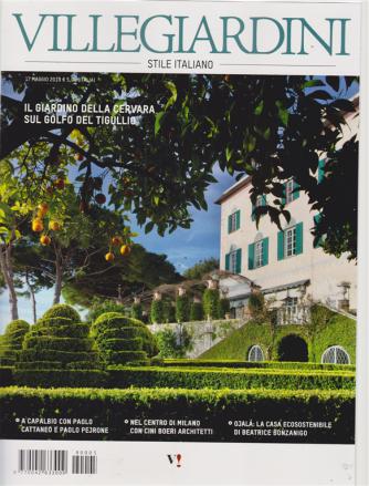 Villegiardini stile italiano - n. 5 - 17 maggio 2019 - mensile