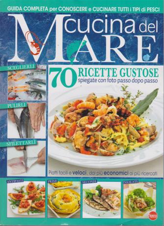 Cucina Dietetica Speciale - n. 9 - bimestrale - aprile - maggio 2019 - Cucina del mare