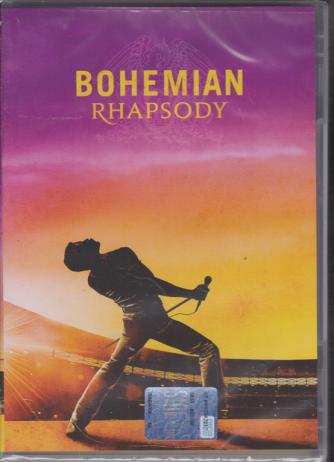 I Dvd Di Sorrisi Collaction 4 - Bohemian Rhapsody - n. 13 - settimanale - 14/5/2019 -